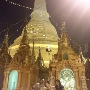 ミャンマー旅行最終回!シュエダゴォン・パヤーで旅行を締める!&総括/11日目③12日目(帰国)
