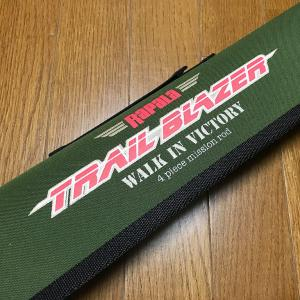 【Rapala(ラパラ)】パックロッド「トレイルブレイザー(TBC-644LF)」を購入!&インプレ