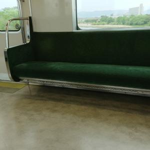 久しぶりに電車乗りました(^^)