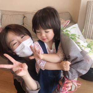 お子さん連れOKの花教室♪5月は芍薬も入ったナチュラルシックなブーケでした!和光市フラワー