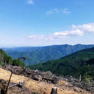 自転車乗りが知らない、堂平山のけしき 【松の木峠】