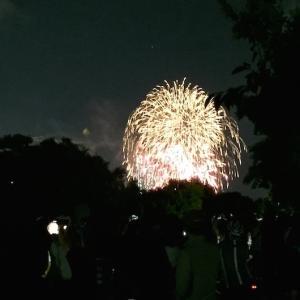 ヨイド 世界花火大会、漢江公園に行ってみた