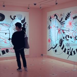 キッチュで楽しいハイメ・アヨン展 @ デリム美術館/대림미술관 景福宮