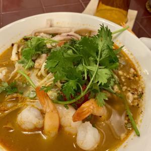 ヨンリダンキル再び。タイ料理でホンパプ @ 쏭타이치앙마이/ソンタイチェンマイ