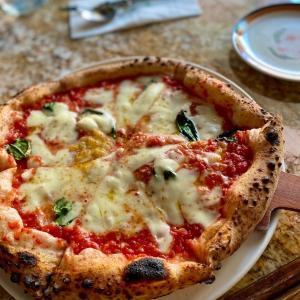 チューリップ畑@ソウルの森、Pizzeria Parco、週末限定パン屋さん