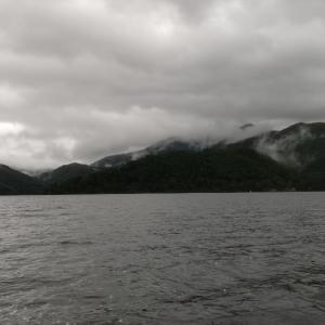 6月13日 野尻湖 雨爆でっせ~!!