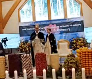 基元節6周年_最後の祈祷 ◆文亨進二代王 ◆2021年9月10日  於:真の父母様記念館