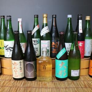 栃木を代表する地酒を多数揃えました