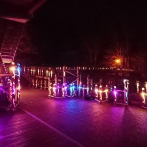 塩原温泉冬のイベント『竹取物語』始まりました!