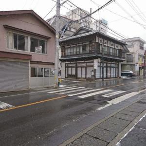 2月9日10:00現在上会津屋前の道路状況