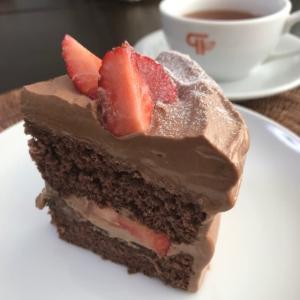 「チョコレートショートケーキ」