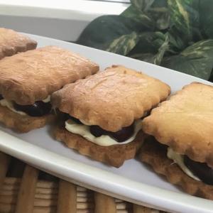 「アメリカンチェリーのサンドクッキー」最終日