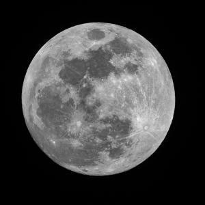 双子座の満月