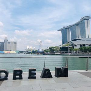 両親のシンガポール旅行〜アテンドの記録〜旅程☺︎