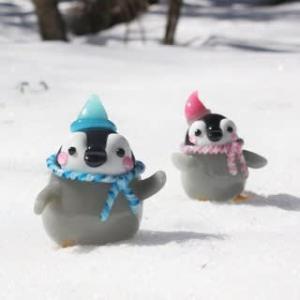 ペンギン兄妹