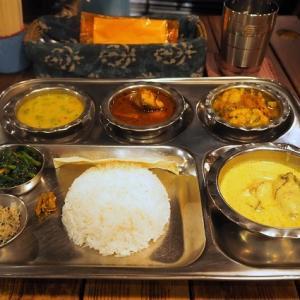食べたかった!ベンガル料理。@カルパシ(千歳船橋)