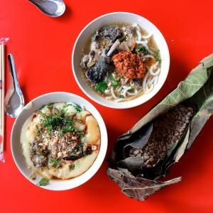 チェンマイの金曜朝市は見てよし、食べてよし、なグルメパラダイス!【年越しチェンマイひとり旅・7日目①】