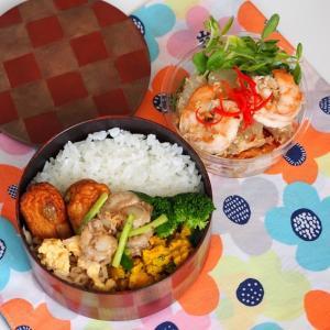 ごはんに合う!不思議なタイの柑橘惣菜、ヤム・ソムオー弁当。