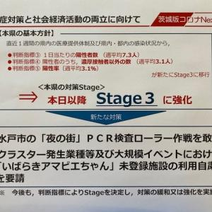 新型コロナウイルス - Stage3