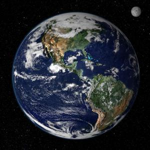 天体の動きが地球に幸運を導く