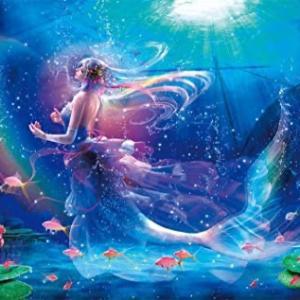 不思議な不思議な人魚と龍の夢