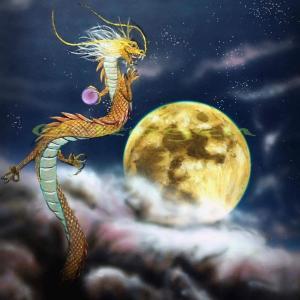 黄金の龍さんからのメッセージ あなたが望めば龍の国の扉はいまここに開きます