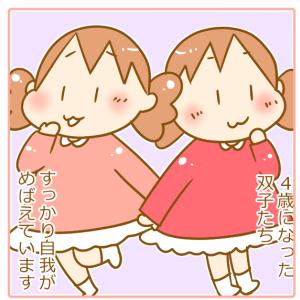 双子の洋服問題!別々の服を着たい姉VS双子コーデをしたい妹(デイジー)