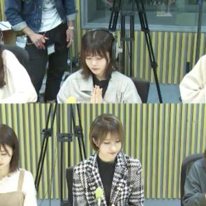 来週の『乃木坂46のANN』新内眞衣はお休みで別メンバーがMCを担当する模様!!!