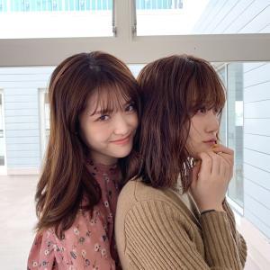 【乃木坂46】キスしてる!!!山下美月と松村沙友理 スキンシップ写真が最高すぎる・・・