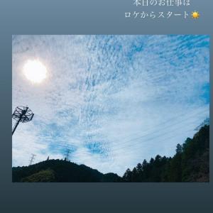 【乃木坂46】自然の中??一体何が・・・今日はメンバー集まってロケを行なっていた模様・・・