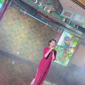 【乃木坂46】慰問歌手みたいだなwww 松村沙友理がチャイナドレスで・・・