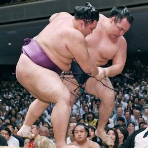 なるほど!と思う日々(627)芸能・スポーツ④ 朝之山、鶴竜を破り初金星。