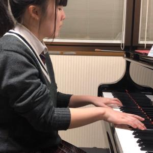 学校のコーラス伴奏シーズン
