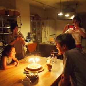 BIRTHDAY PARTYは・・・秘密!