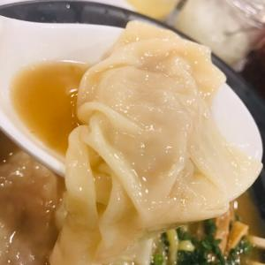 広州市場の海老ワンタン!