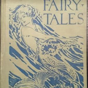 本棚の人魚たち・・・フレデリック・リチャードソンの「The Little Mermaid」