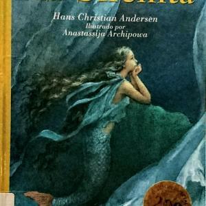 本棚の人魚たち・・・スペインの「人魚姫」