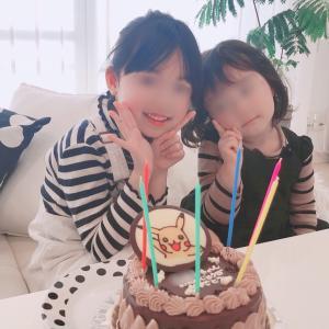 長女6歳お誕生日♡