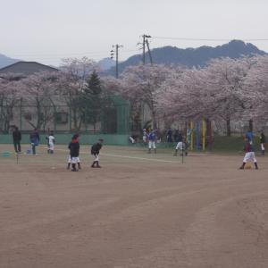 練習試合 vs高畠松川野球スポ少