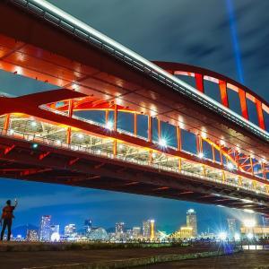 SONY α9+SEL1635Zで神戸大橋を撮る