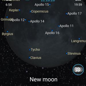 宇宙の流れ通りに。新月と炎柱と水柱の話