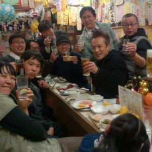 ㊗🍻1月26日、角打ち新年会を予定しております。
