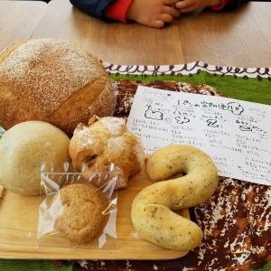 水瓶酵母室の新年パン