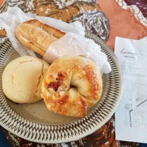 久しぶりのLomaさんのパン