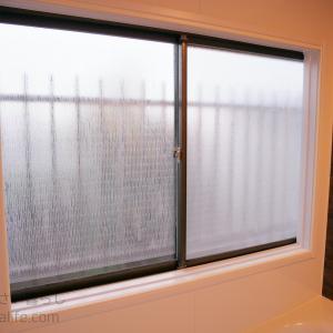 寒いお風呂場を暖かく!簡単キットで二重窓にしてみた