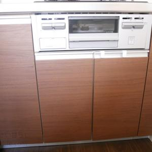【コンロ下・横編】賃貸よりも狭くなった中古戸建てのキッチン収納