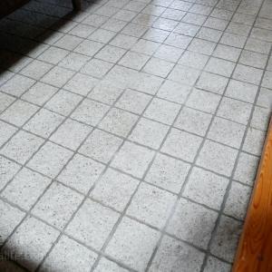 【大掃除・動画あり】荒れに荒れていた玄関の大掃除。タタキのタイルも綺麗になりました
