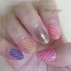 My nail:2019.09.29