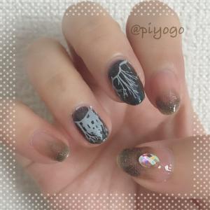 My nail:2019.10.12