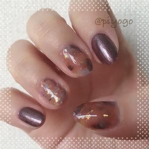 My nail:2020.01.19